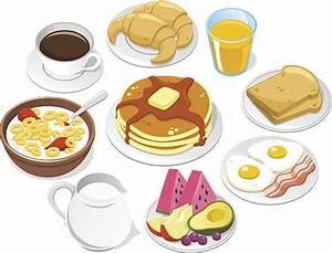 Continental Breakfast Clipart – 101 Clip Art