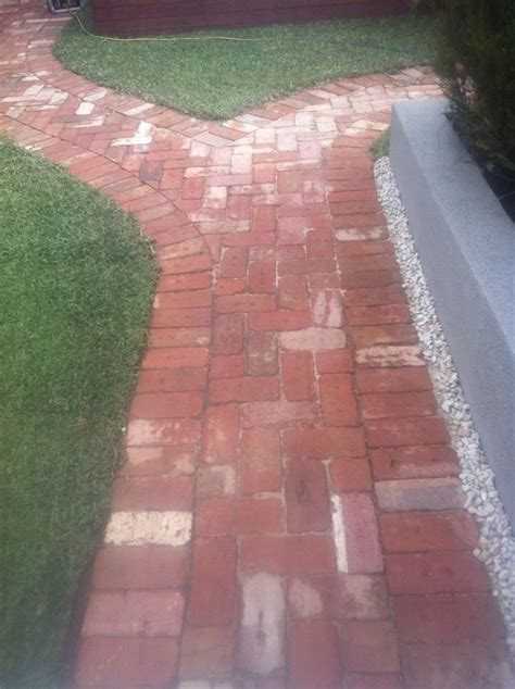 brick ideas 32 best images about recycled red brick paving on pinterest landscaping bricks and paving ideas