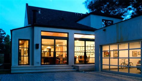 modern cape  cottage
