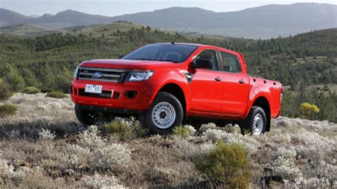 ford ranger xl crew cab  review carsguide
