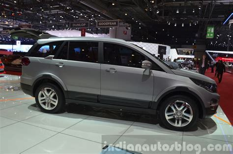 Tata Hexa Concept At The 2018 Geneva Motor Show