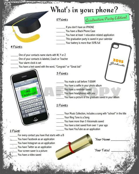 Cover Template College Graduation2015 2016 by 25 Best Ideas About Trunk Party On Pinterest Trunk