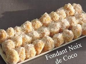 Noix De Coco Recette : recette ramadan 2 fondant noix de coco ou boules de neige ~ Dode.kayakingforconservation.com Idées de Décoration
