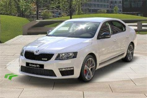 Skoda Octavia vRS leaked pictures   Auto Express