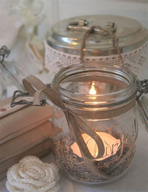 Glass Candle Holders Diy Perserving Jar Satine Paint by 62 Best Images About Jar Candles Luminaries On