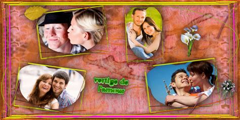 scrapbooking montage photo gratuit
