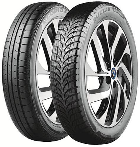 Bridgestone Releases Details On The Bmw I3 Tires
