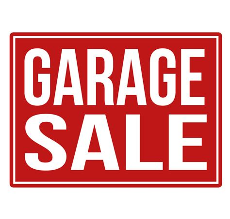 Garage Sales by Tips For Holding A Garage Sale Garage Doors Of Indianapolis