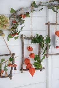 Herbstdeko Fenster Schnell by 31 Besten Haselnussz 228 Une Naturz 228 Une Sichtschutz Bilder Auf
