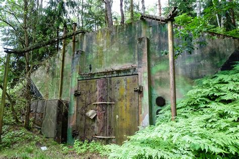 The lost city of Vogelsang and its nuclear secrets