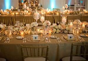 decoration mariage chic décoration de salle de mariage chic 20 idées en photos magnifiques