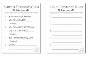 silver dolphin books free summer electronics rules With electronic checklist template