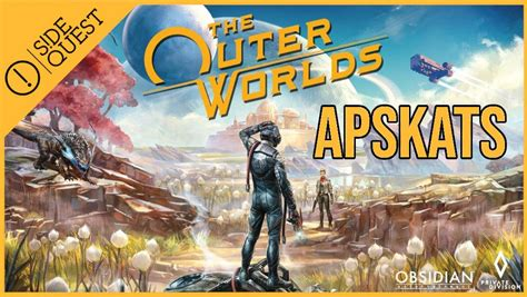 Kā pareizi izveidot Fallout spēli, jeb Outer Worlds ...