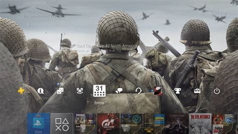 themes ps4 call of duty how to the call of duty free cod ww2 ps4 theme can be yours by completing a super easy quest