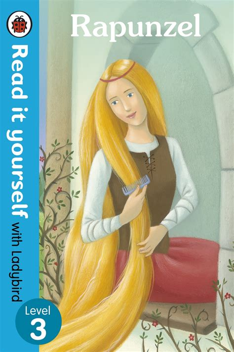 rapunzel ladybird education