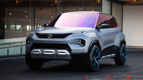 Update Motor Show 2019 : Tata H2x Concept Unveiled At 2019 Geneva Motor Show [update]