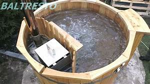 Cedar Hot Tub : wooden hot tub with jacuzzi youtube ~ Sanjose-hotels-ca.com Haus und Dekorationen