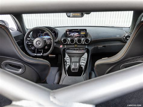 Too bad the sound is almost. 2021 Mercedes-AMG GT Black Series - Interior, Cockpit | HD Wallpaper #87