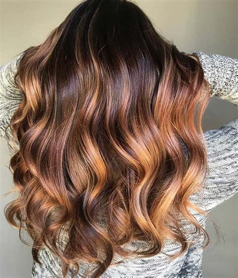 Coloring Unice Hair by 23 Unique Hair Color Ideas For 2018 Stayglam