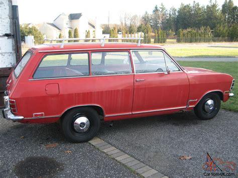 Opel Kadett Wagon by 1969 Opel Kadett 2dr Wagon 24 000 Orig Excellent