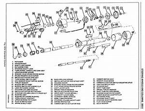 Gm Color Codes  Steering Column