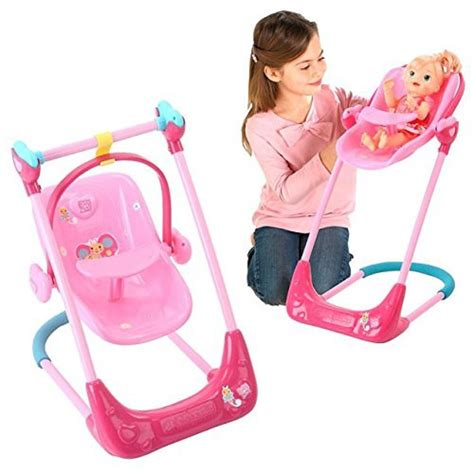 Baby Alive Swing – High Chair and Car Seat 3-in-1 Combo ...