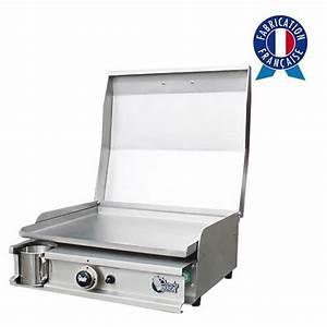 Plancha Inox Gaz : couvercle plancha gaz 1 bruleur tout inox compatible primo ~ Premium-room.com Idées de Décoration