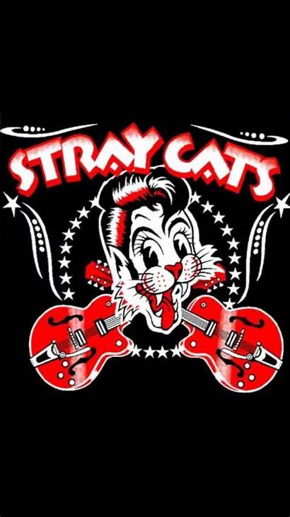 Stray Cats Rockabilly Rock Cat Rebel Groups