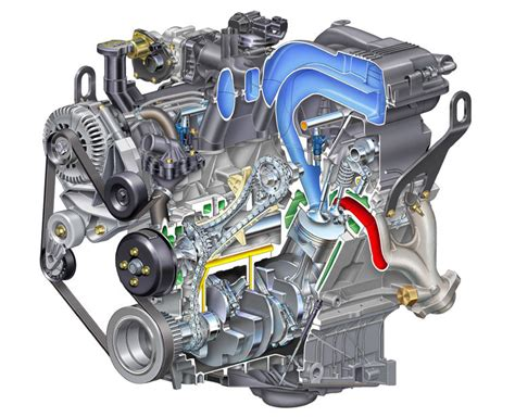Ford Explorer V8 Engine Diagram by 2007 Ford Explorer 4 0l V6 Engine Picture Pic Image