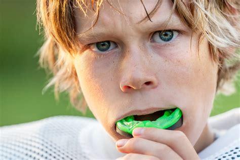 sports safety  kids mouths dental emergencies moon