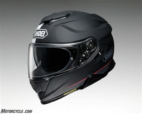 shoei gt air 2 shoei announces the gt air ii motorcycle news