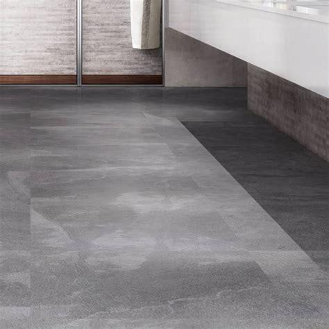 Floor Tiles by Terranova Gris Floor Tile