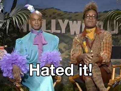 in living color two snaps damon wayans and david alan grier in quot on quot in