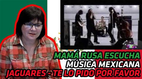 Russians React To Mexican Music