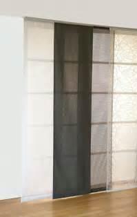 Rideau Rigide Coulissant by Id 233 Es D 233 Co Avec Panneaux Japonais 40 Exemples 233 L 233 Gants