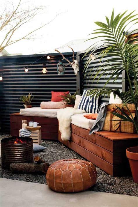 quels sont les elements essentiels de la deco terrasse