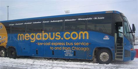 megabus   Little Village