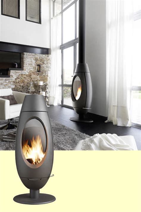 Wood Pellet Fireplace by Invicta Ove Stove Invicta Stoves Uk