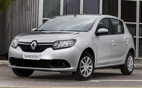 2019 Renault Sandero by Novo Renault Sandero 2019 Pre 231 O Consumo Ficha T 233 Cnica