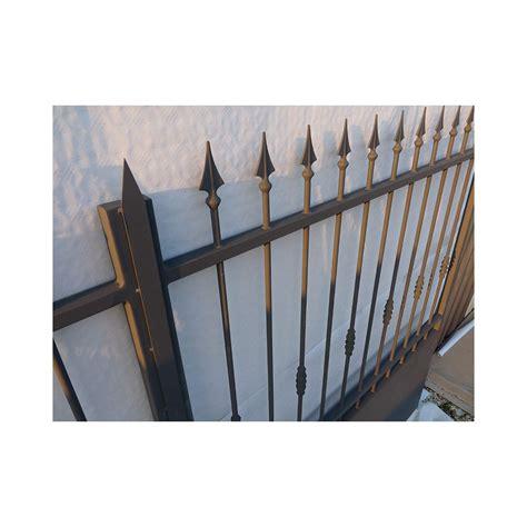 portail fer coulissant portail fer battant portail sur mesure