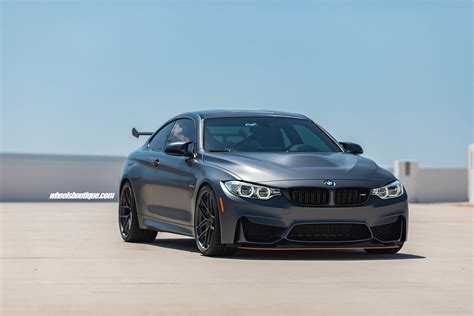 bmw m4 gts gets hre wheels at wheels boutique