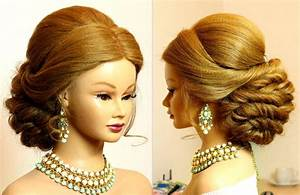 Bridal prom updo Hairstyle for long hair HairStylesForAll