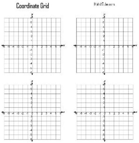 Coordinate Grid Worksheets Pdf Worksheets For All  Download And Share Worksheets  Free On