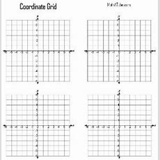 Free Printable Coordinate Plane Worksheets The Best Worksheets Image Collection  Download And
