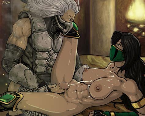 Smoke And Jade – 34san – Mortal Kombat