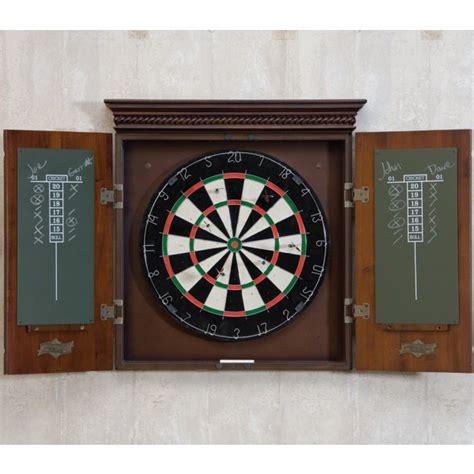dart board cabinet ideas blogs the cavalier dart board with a wood cabinet