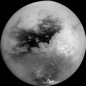 Moons of Saturn - Titan