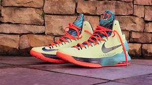 """Review: Nike KD V - """"Extraterrestrial"""" - YouTube"""
