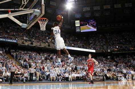 photo david noel windmill dunk  nc state tar heel times