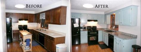 before after giani faux granite clutter